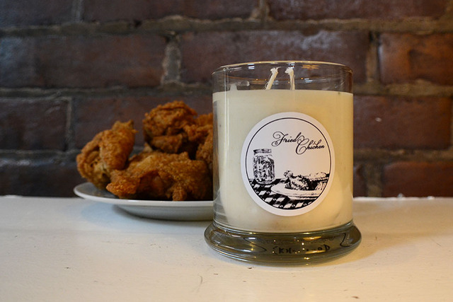 Kentucky Fried Chicken Candle