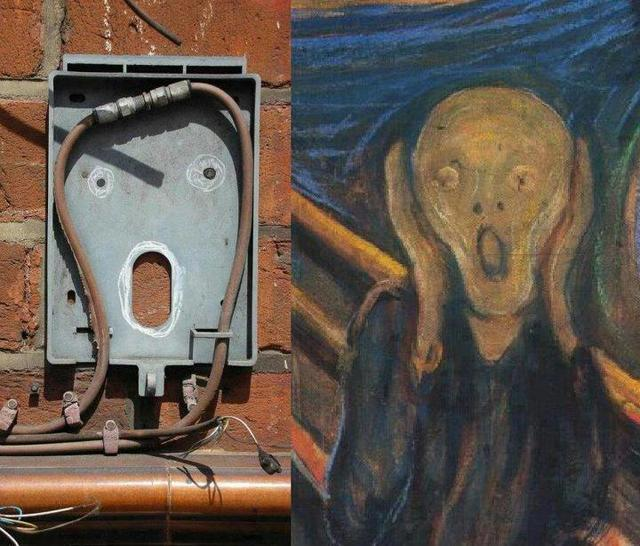Faces in Things