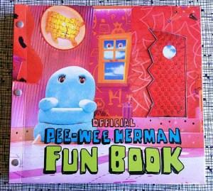 Pee-wee Herman Funbook