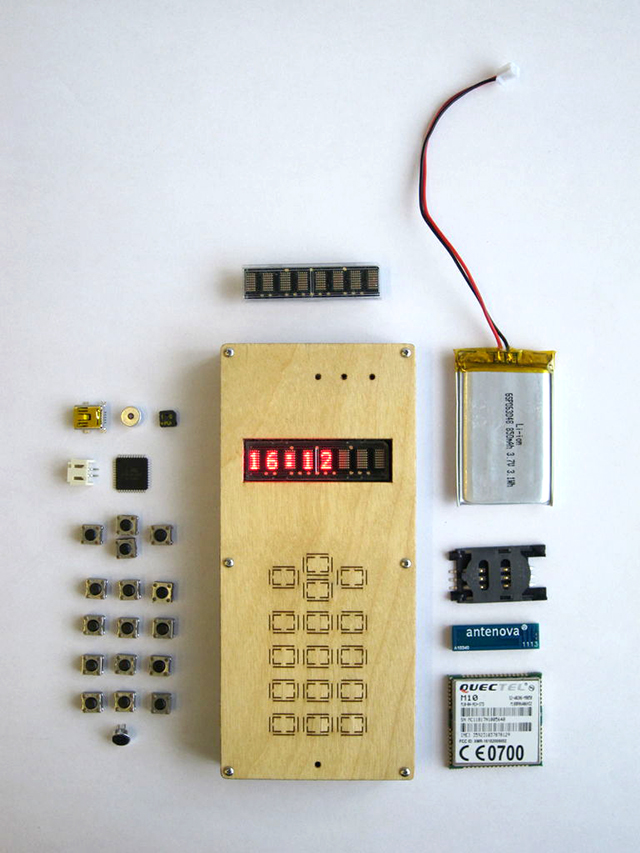 How to Make a Functional Cell Phone From Scratch