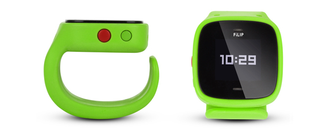 FiLIP, A Watch-Like Phone and Locator for Kids