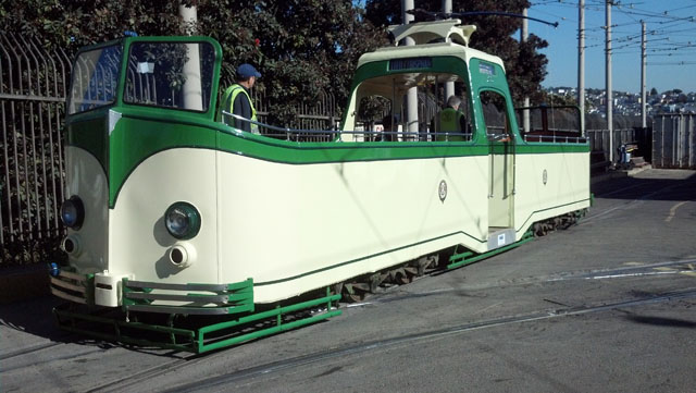 New Boat Tram for San Francisco