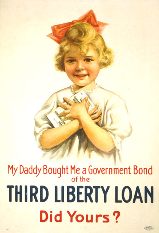 Women And Children In World War I Propaganda Posters