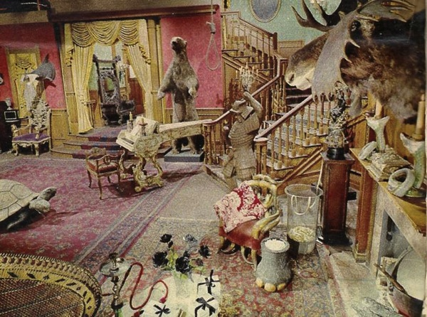 Addams Family Color 2