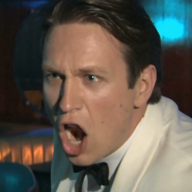 Comedy Sketch About a Lightweight James Bond Who Can't Seem to Handle His Alcohol