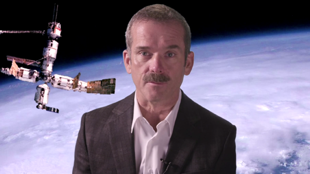 Chris Hadfield Presents 'An Astronaut's Guide to Movember'