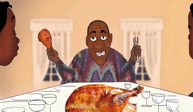 A Very Cosby Thanksgiving