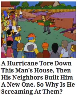 US A Hurrican