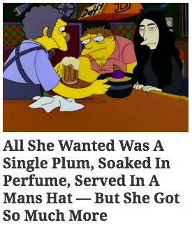 Scenes From The Simpsons Described Using Upworthy Style Titles