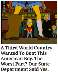 US Boot American Boy