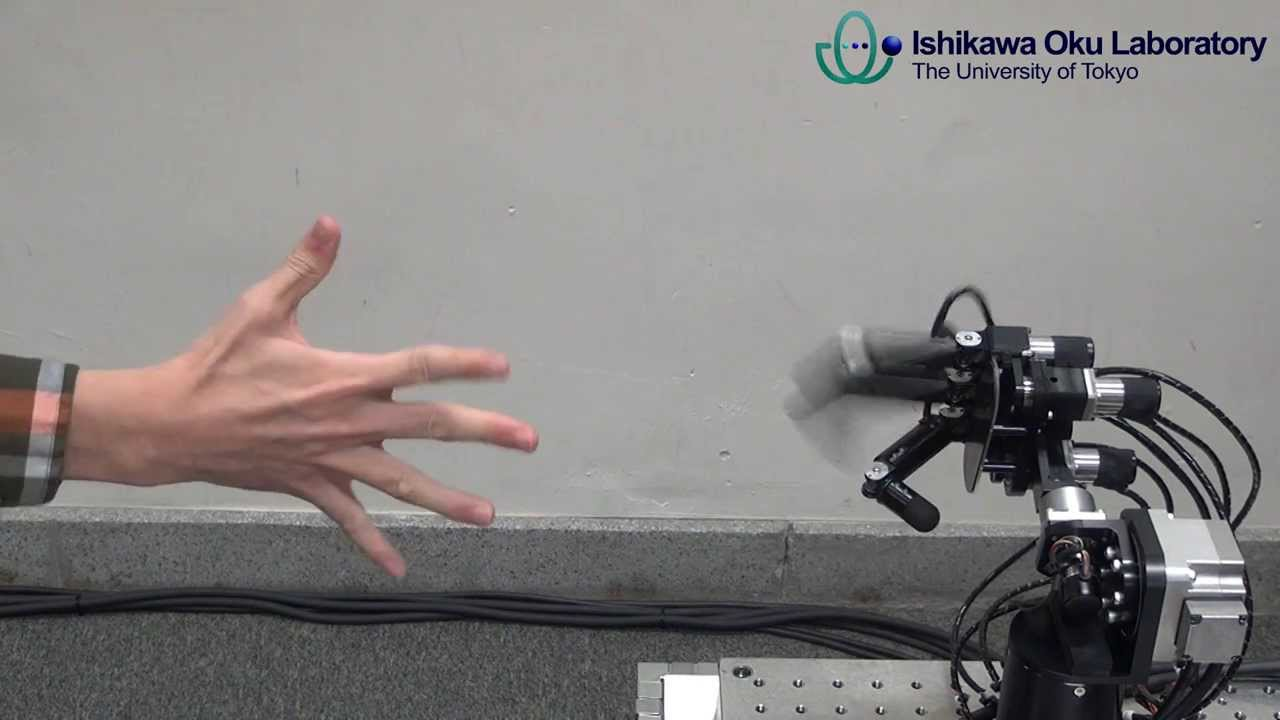 A Rock-Paper-Scissors Robot That Wins Every Time