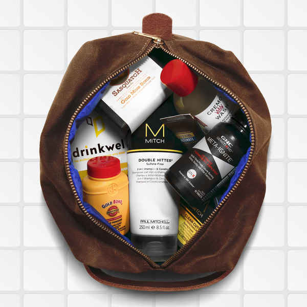 Bespoke Post, Purveyor of Themed Monthly Boxes of Men's Products