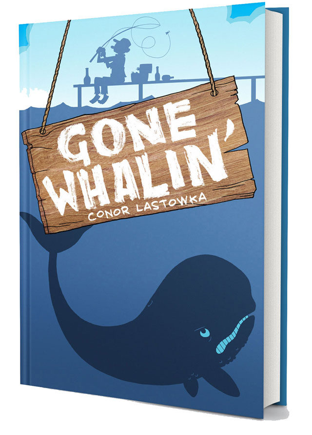 Gone Whalin' by Conor Lastowka