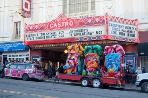 Cacophony at Castro