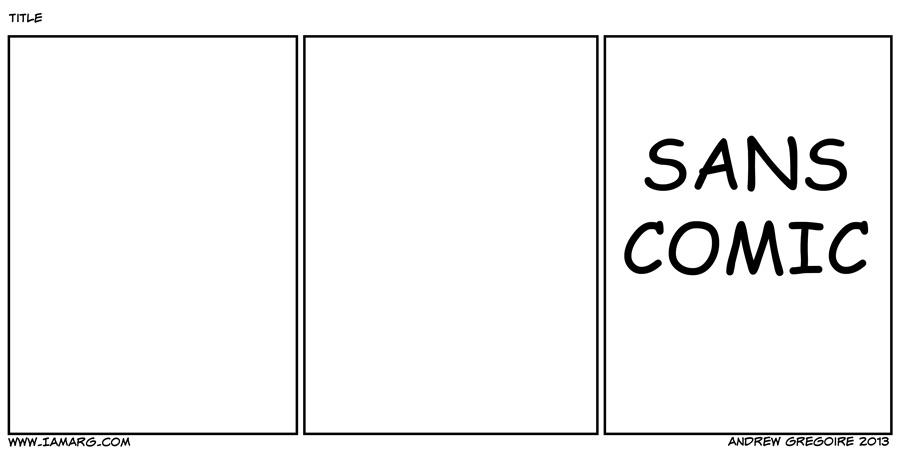Comic Sans Comic
