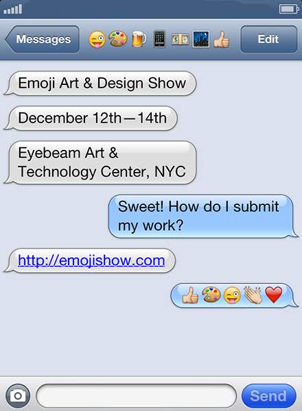 Emoji Art & Design Show