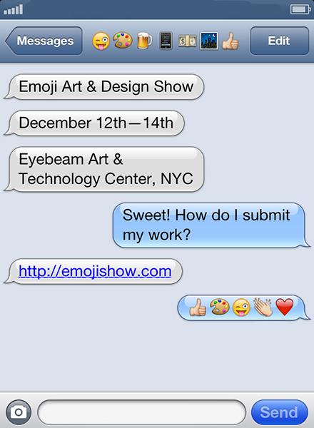 Emoji Art & Design Show