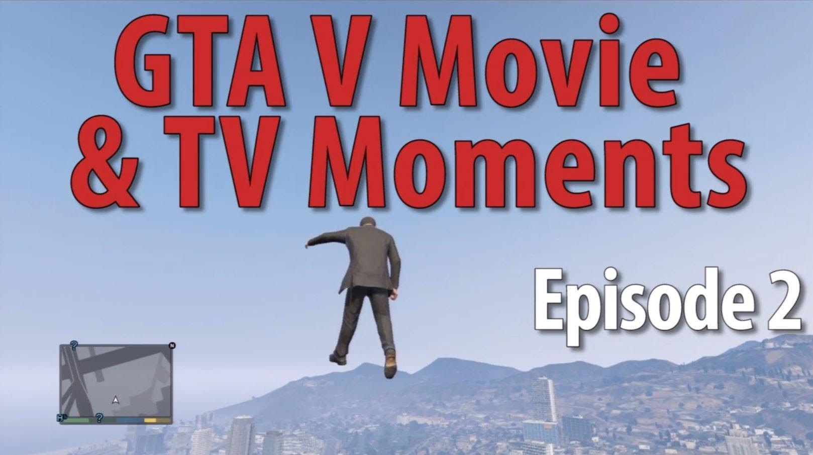 Even More Popular Movie & TV Show Scenes Recreated in 'Grand Theft Auto V'