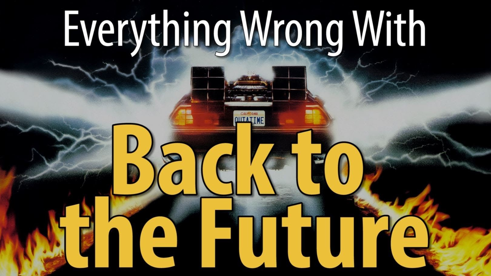 Everything Wrong With 'Back to the Future' in 8 Minutes or Less