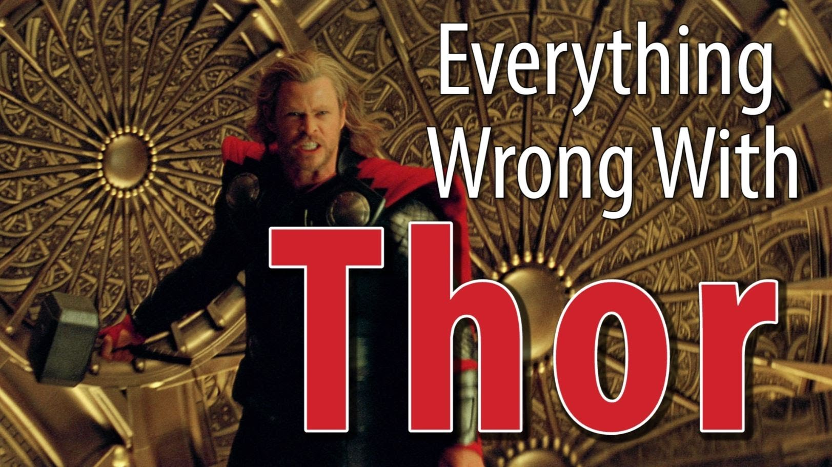 Everything Wrong With 'Thor' In 8 Minutes Or Less
