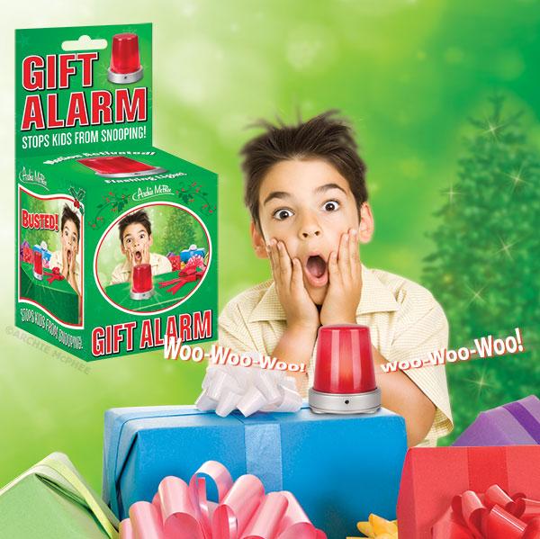 Gift Alarm