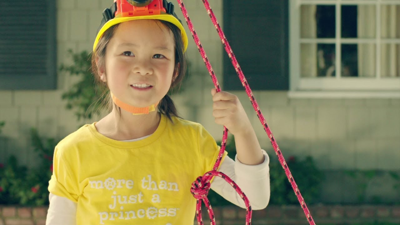 GoldieBlox Ad Inspires Girls to Invent With a Rube Goldberg Machine and the Beastie Boys