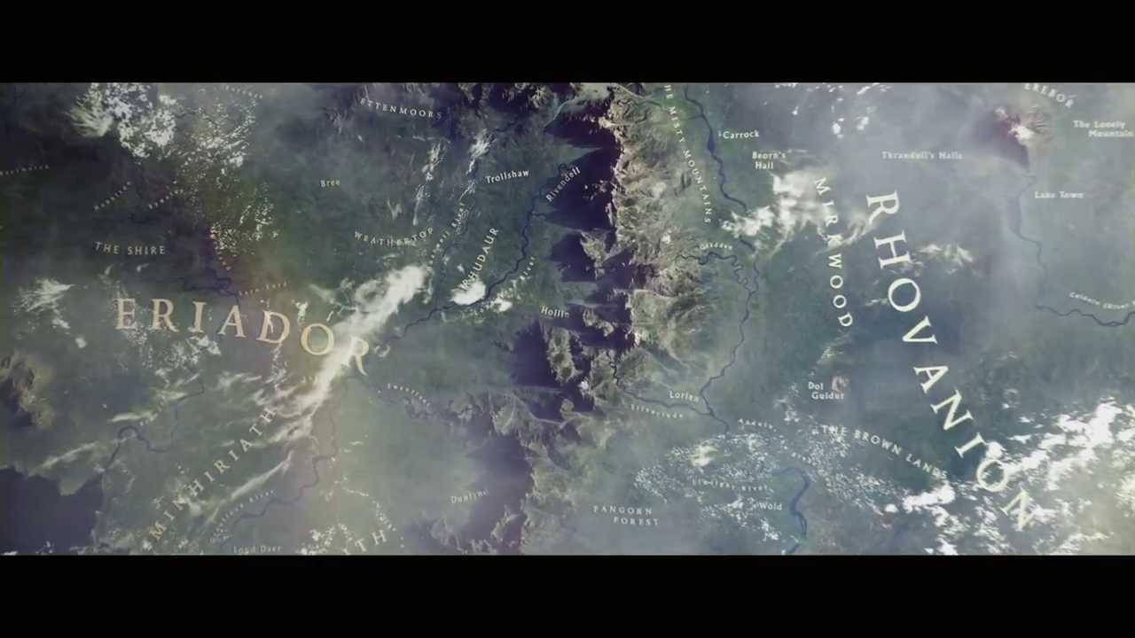 Googleu0027s u0027Journey Through Middle Earthu0027 Chrome Experiment