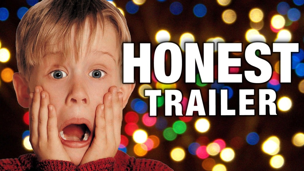 Honest Movie Trailers: Home Alone by Screen Junkies
