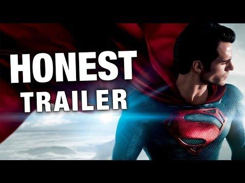 Honest Movie Trailers: Man of Steel by Screen Junkies