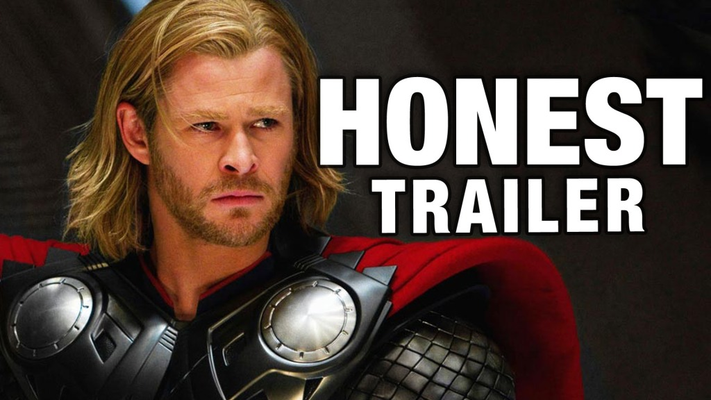 Honest Movie Trailers: Thor by Screen Junkies