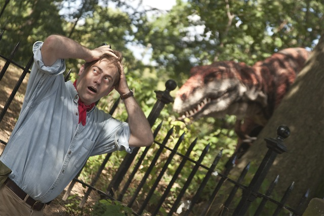 Jurassic Park In Real Life