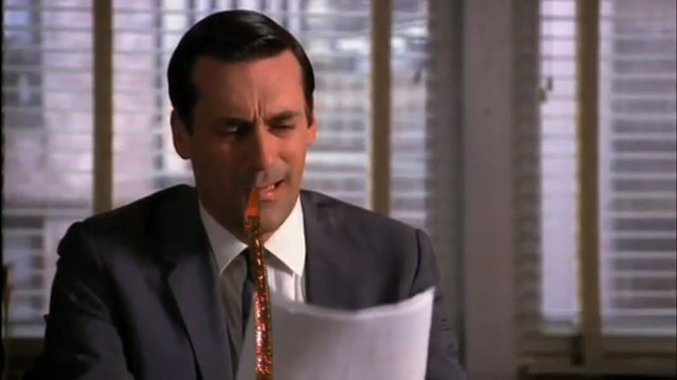 What Mad Men Would Look Like Without The Cigarettes