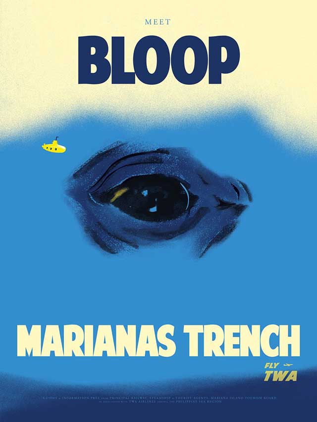 The Bloop - Marianas Trench