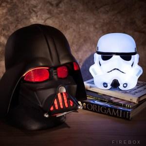 Star Wars Darth Vader and Stormtrooper Mood Lights