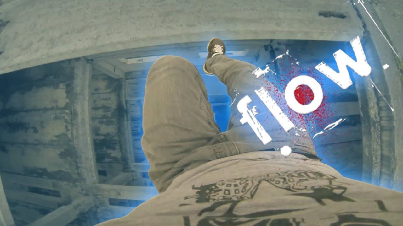 Pov Parkour Video Of A Russian Freerunner Doing Wild Stunts On Top Of A Tall Building-9754