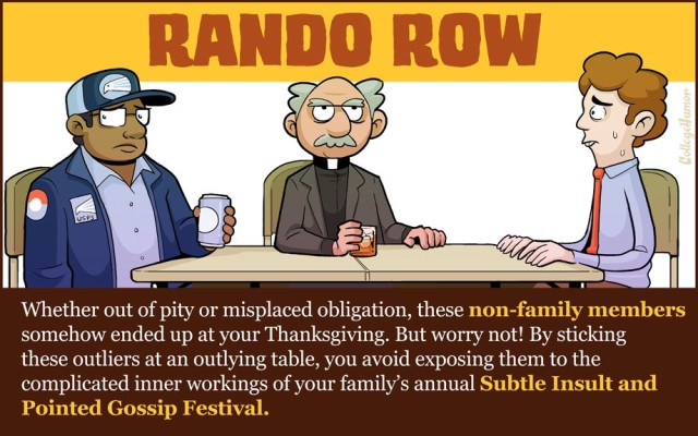 Rando Row