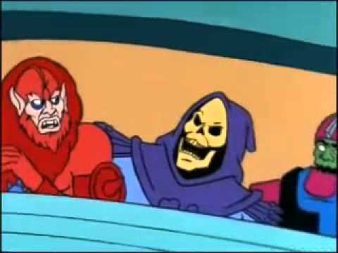 Skeletor Unleashes a Barrage of Insults