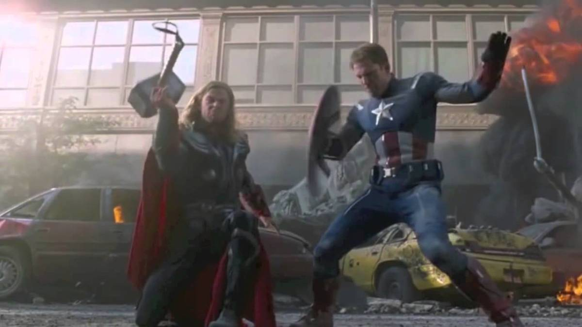 Excellent The Avengers Movie Trailer Recut With Footage From The