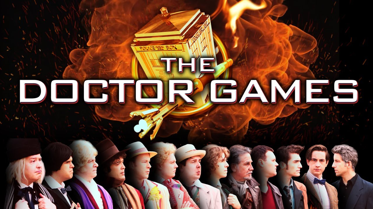 The Doctor Games, All 13 Doctors Fight to the Death in a ...