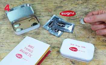 Sugru Magnet Kit