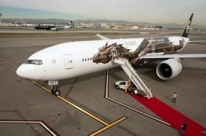 Air New Zealand: Smaug