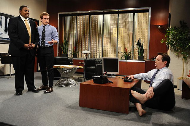 Office Boss SNL