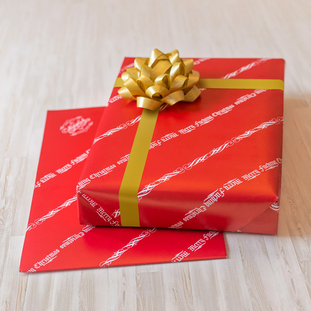 Fucking Christmas Gift Wrapping Paper