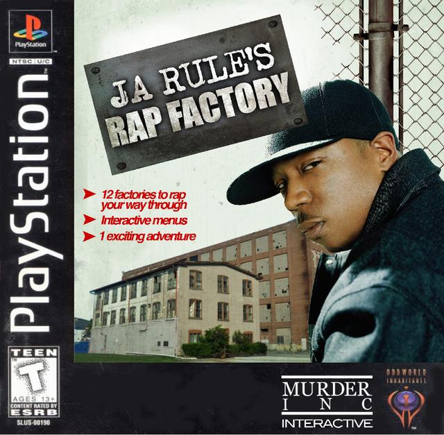 Fake Video Games