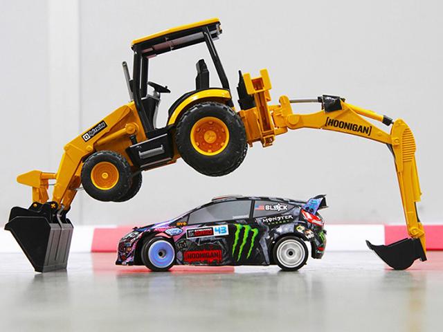 HPI Racing Ken Block Micro Gymkhana