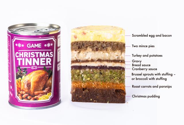 Christmas Tinner