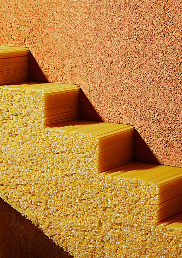 Architectural Pasta Photos