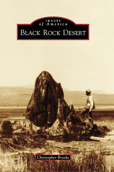 Black Rock Desert by Christopher Brooks