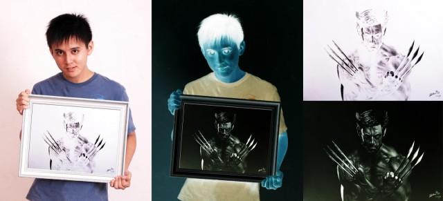 Brian Lai - Negative Sketch