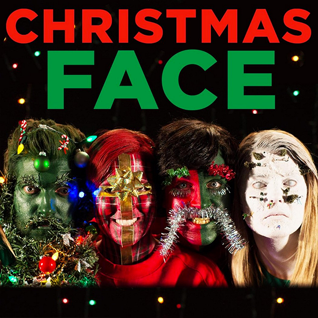 Christmas Face, A Decorative Holiday Music Video by Rhett & Link